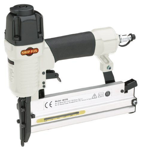 Shop Fox W1775 18-Gauge Nailer/Stapler Kit by Shop Fox