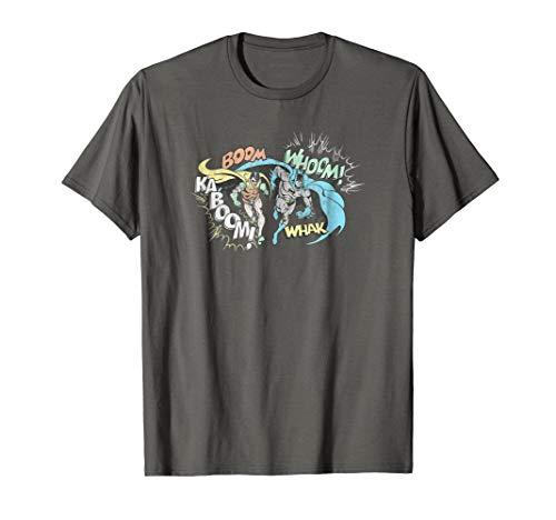 Duo Penguin (Batman & Robin Action Duo T Shirt)