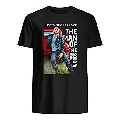 Justin Timberlake Shirt The Man Of The Woods Tour gift for men woman