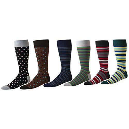 - Oddball Royale Men's Dress Socks XXL (Men's Size 14-18) (6-Pack)