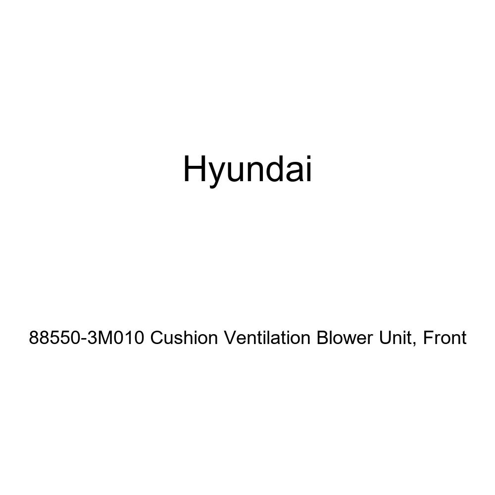 Front Genuine Hyundai 88550-3M010 Cushion Ventilation Blower Unit