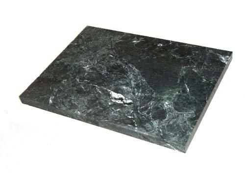 アクアリウムボード アクアボード 高級天然大理石 (緑系) 厚み約30mm 450×300mm 【受注オーダー製作】 B0042UYGN6