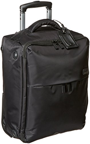 lipault-paris-foldable-2-wheeled-carry-on-trolly-black-22x14x8