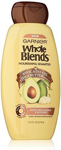 Garnier Whole Blends Shampoo with Avocado Oil & Shea Butter