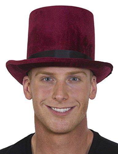 Velvet Top Hat - 3