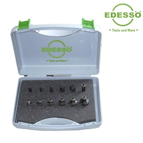Edess/ö HM Fr/äsersatz 12-teilig Schaft 8 mm H 1010