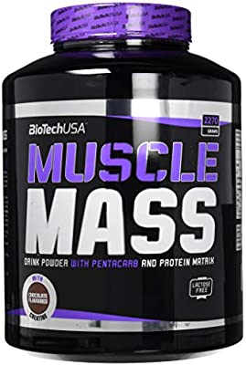 Výsledek obrázku pro BioTech Muscle Mass 2270 g