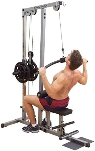 Body Solid Appareil de musculation pour le dos