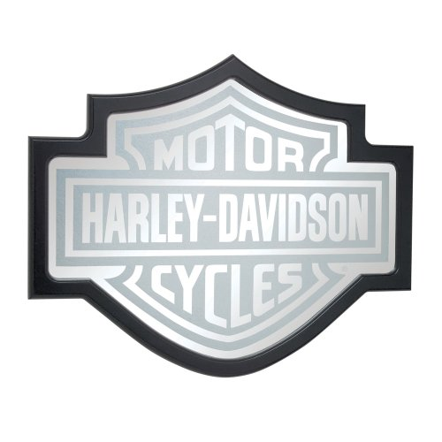 (Harley-Davidson Bar & Shield)