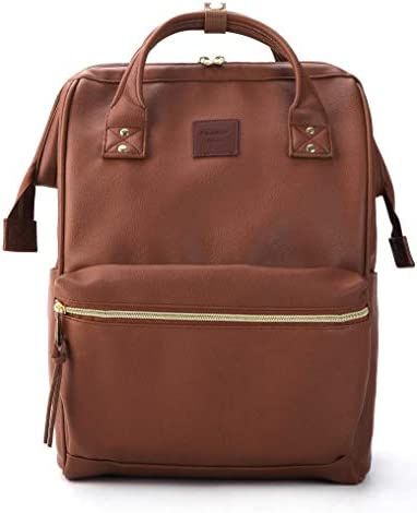 Kah Kee Leather Backpack Compartment product image
