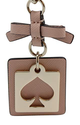 Kate Spade New York Cut Out Spade Keychain Key Fob Warmvellum from Kate Spade New York