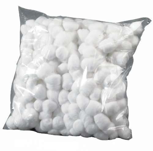 Supply Me Beauty - Cotton Wool Balls Small (500) - ECOET9000P Bombay Collections