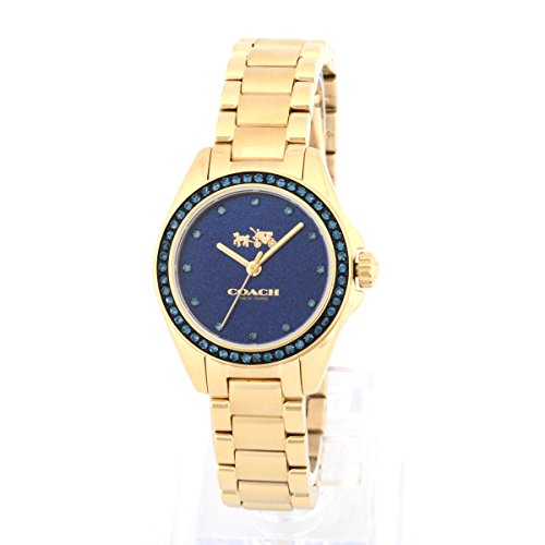 Coach Ladies TRISN Analog Dress Quartz Watch (Imported) 14502344