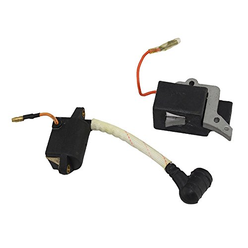 Farmertec Ignition Coil Replacement for SHINDAIWA 488 OEM A411000460  Chainsaw Chain Saw
