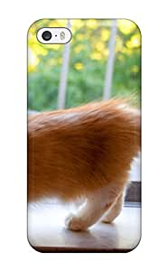 NjZqkWb3800XoEpJ Case Cover Munchkin Cats Iphone 5/5s Protective Case