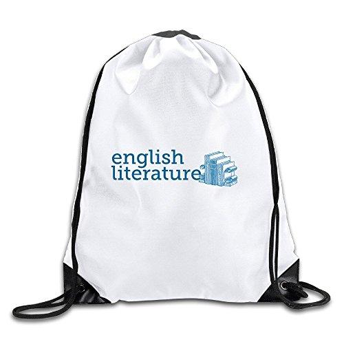 BENZIMM English Literature Drawstring Backpacks/Bags -