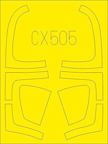 エデュアルド 1/72 F-15E 塗装マスクシール (アカデミー用) プラモデル用マスキング EDUCX505
