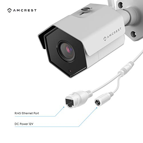 Amcrest 2mp 1080p Security Camera System W 4k 8ch Nvr 8