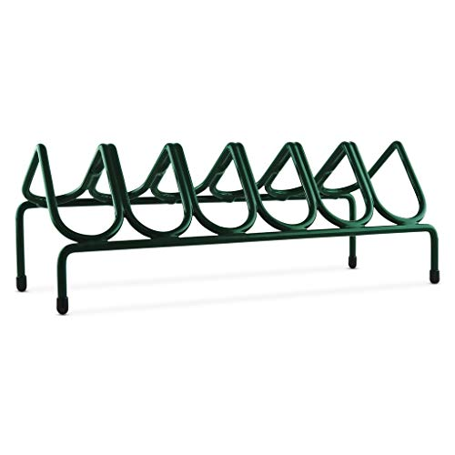 - VR6 Versatile Handgun & Pistol Rack (Holds 6 Guns) Forest Green