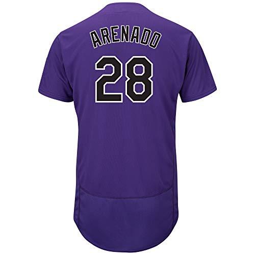 (Men's/Women/Youth_Colorado_#28_Nolan_Arenado_Purple_Alternate_Cool_Base_Player_Jersey)