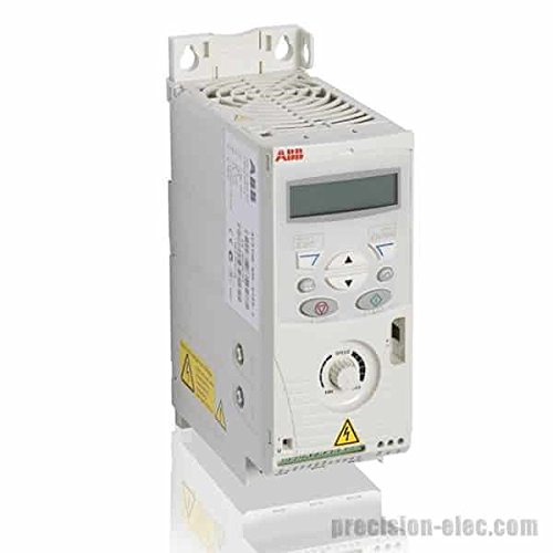 0.50 HP ABB ACS150 Micro Variable Frequency Drive with Integrated Line Filter, Speed Pot & Brake Chopper - ACS150-03U-01A2-4 by ABB