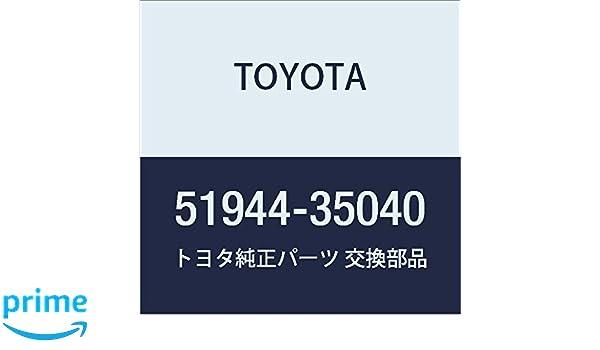 Toyota 58305-48011 Spare Wheel Carrier Bracket