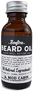 product image for Bonfire Beard Oil - All Natural, Hand Crafted in USA