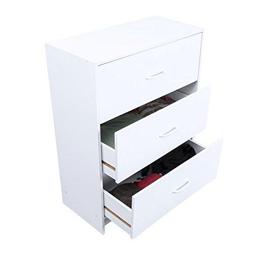 3-Drawer Organizer, Maple
