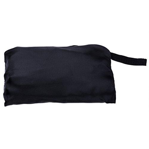 Bolsa de cochecito - SODIAL(R) Bolsa de Viaje para Paraguas Cochecitos Negro (114 * 39 * 30 cm)