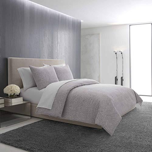 Vera Wang Textured Roses Comforter Set, Queen, Pastel - Vera Comforter