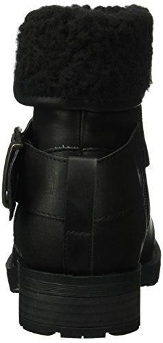 Refresh Damen 62131 Combat Boots Schwarz (Negro)