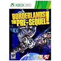 The Excellent Quality Borderlands The PreSequel X360