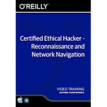 Certified Ethical Hacker - Reconnaissance and Network Navigation - Training DVD