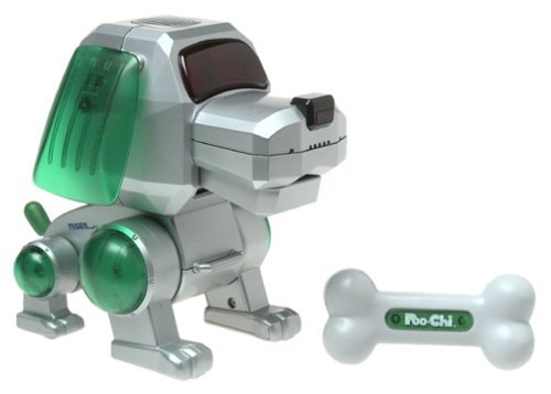 Poo-chi Interactive Puppy , Style May Very by Tiger Electronics