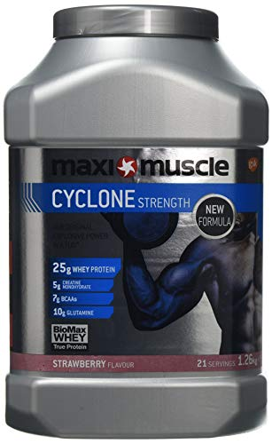 Maximuscle Cyclone Whey Protein Powder with...