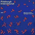 1970 Pittsburgh International. Exhibition of…