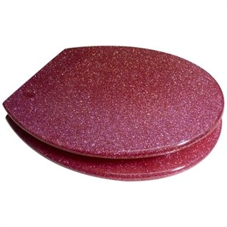 Astonishing Pink Glitter Toilet Seat Amazon Co Uk Kitchen Home Gmtry Best Dining Table And Chair Ideas Images Gmtryco