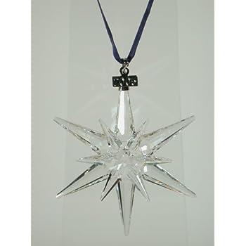 Swarovski, 2005 Annual Snowflake / Star Christmas Ornament #680502 - Amazon.com: Swarovski 2006 Annual Snowflake / Star Christmas