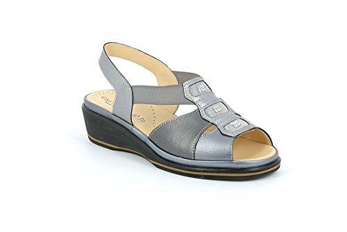 Eloi Sa1735 P Sandalo Grunland Asfalto Donna 5OwxzvAAq