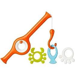 Boon Cast Fishing Pole Bath Toy