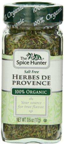 (The Spice Hunter Herbes De Provence, Organic, 0.6-Ounce)