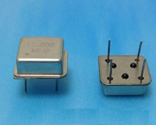 Exiron 10pcs 100MHz 100.000MHz Active Crystal Oscillator OSC square DIP4 NEW by Exiron