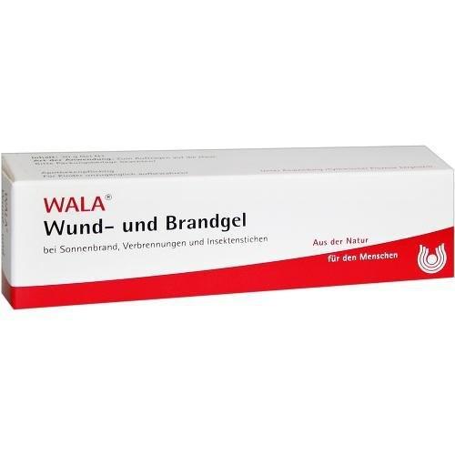 WUND UND BRANDGEL 30g PZN:2198584