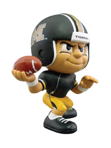 Lil' Teammates Missouri Tigers Quarterback NCAA Figurines