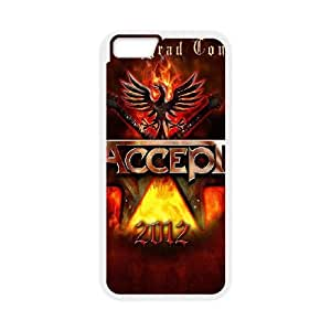 iPhone 6 4.7 Inch Cell Phone Case Covers White Accept CKF