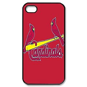 Cardinals CUSTOM Hard Case for iPhone 5/5s LMc-28295 at LaiMc