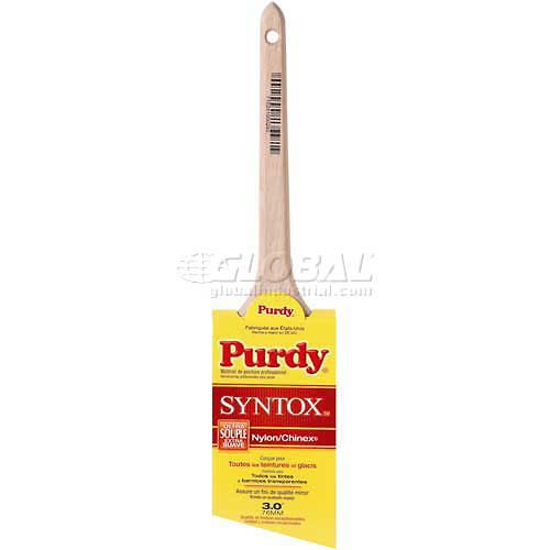 Purdy Syntox Poly/Nylon Paint Brush Professional Grade Angle Stains 3