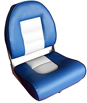 Leader Accessories Back Folding Boat Seat