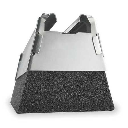 Pipe Support Block, 10-3/8 x 5 x 6 In (Fixture Pyramid Cable)