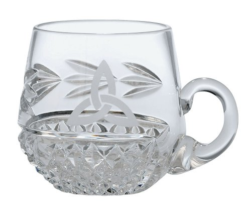 Galway Trinity Knot Giftware Christening Mug
